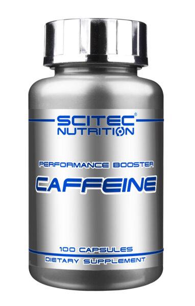 CAFFEINE Scitec Nutrition, 100 Kapseln