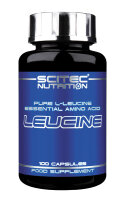 Leucine Scitec Nutrition 100 Kapseln
