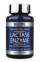 Lactase Enzyme Scitec Nutrtion 100 capsules