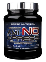 Ami-NO Xpress Peach-Icetea  Scitec Nutrition 440 g