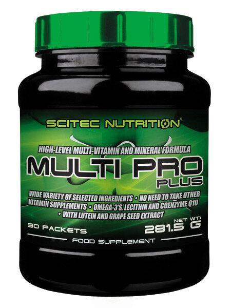MULTI PRO PLUS 30 Scitec Nutrition