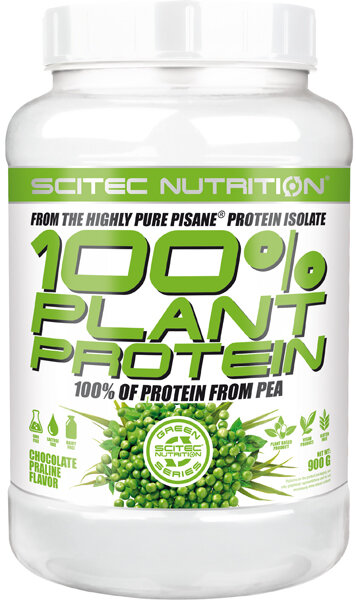 100% Plant Protein 900g Scitec Nutrition