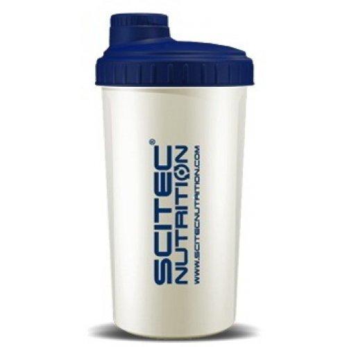 Mix Shaker Scitec Nutrition 700 ml Neon Blau