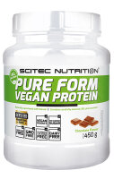 Pure Form Vegan Protein Scitec Nutrition 450 g