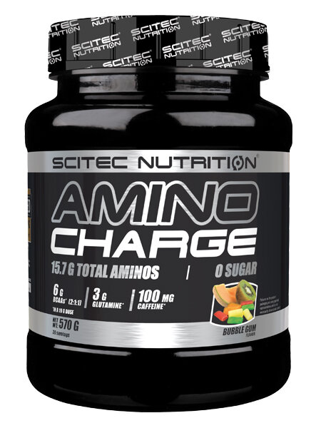 Amino Charge Scitec Nutrition 570 g