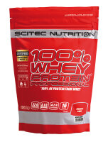 100% WHEY PROTEIN PROFESSIONAL Scitec Nutrition 500 g...