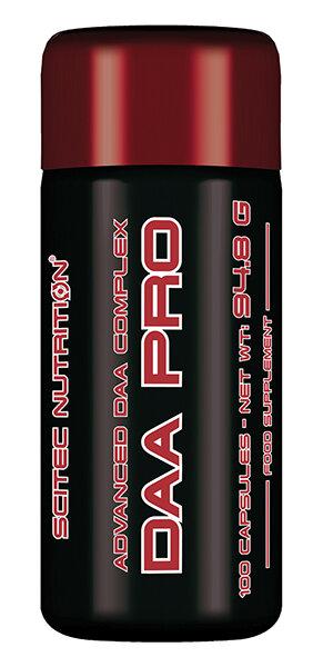 DAA Pro Black Edition Scitec Nutrition 100 Capsules