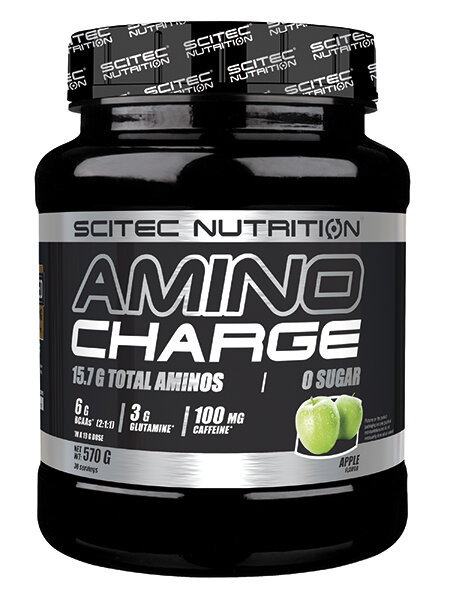 Amino Charge Scitec Nutrition 570 g Cola-Geschmack
