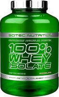 100% WHEY ISOLATE Scitec Nutrition, 2000 g