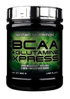 BCAA + Glutamine XPRESS Scitec Nutrition 300g Apfel-Geschmack
