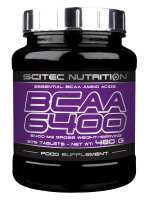 BCAA 6400 Scitec Nutrition 375 Tabletten