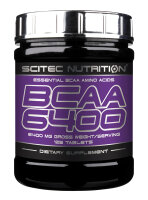 BCAA 6400 Scitec Nutrition 125 Tabletten