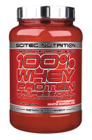 100% WHEY PROTEIN PROFESSIONAL Scitec Nutrition 920 g...