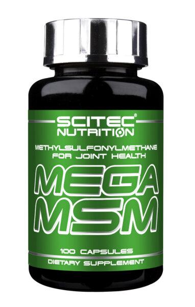 MEGA MSM Scitec Nutrition 100 Kapseln