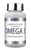 OMEGA 3 Scitec Nutrition 100 Kapseln