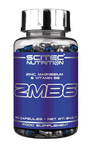 ZMB6 Scitec Nutrition, 60 Kapseln