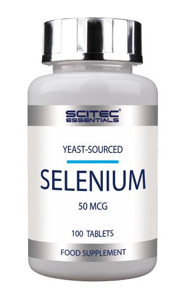 SELENIUM Scitec Nutrition 100 tablets