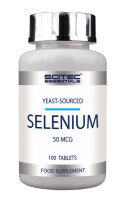 SELENIUM Scitec Nutrition 100 tablets