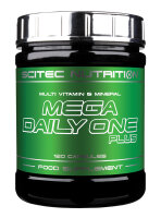 Mega Daily One Plus Scitec Nutrition 120 Capsules